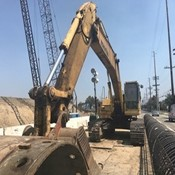 2005 Komatsu PC400 LC-7 Used Excavator for Sale