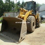 2003 Caterpillar 966G Used Wheel Loader for Sale