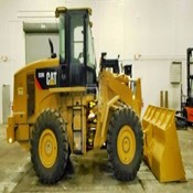 Used Caterpillar 938 H Wheel Loader - Year 2010 for Sale