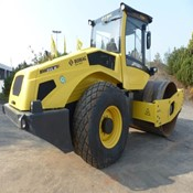 Used Compactor BW 213 D-5 – BOMAG for Sale