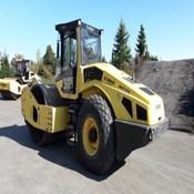 Used BW 219 D-5 Compactor – BOMAG for Sale