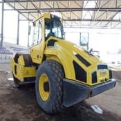 BOMAG – 2016 – 213 D-4i Used Compactor for Sale