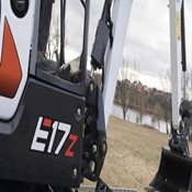 Bobcat - E17z new Compact Excavator for Sale