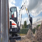 New E26 Compact Excavator – Bobcat for Sale