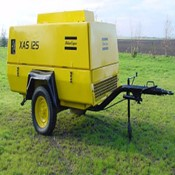 Atlas Copco XAS125DD Compressor for Sale