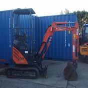 Used HITACHI ZX 17 U-2 Mini Excavator < 7t (Mini Diggers) for Sale