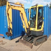Used HYUNDAI Robex 25Z Mini Excavator  < 7t (Mini Diggers) for sale