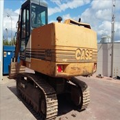Used Crawler Excavator 1188 – Case for Sale