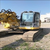 Komatsu – PC138 Used Crawler Excavator for Sale