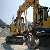 Komatsu – 2007 – PC138 Used Crawler Excavator for Sale