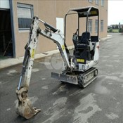 Bobcat – E16 Used Mini Crawler Excavator for Sale