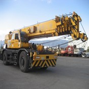 TADANO TR500M-3 Used Rough Terrain Crane for Sale