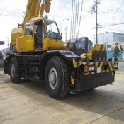 2001 TADANO TR500M-3 Used Rough Terrain Crane for Sale