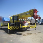 Used Rough Terrain Crane KATO KR50H-L2 for Sale