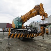 2011 KOBELCO RK700 Used Rough Terrain Crane for Sale