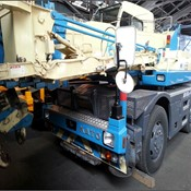 KATO KR10H-L2 Used Rough Terrain Crane for Sale