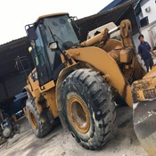 Used Caterpillar 950H Wheel Loader for Sale
