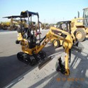Used Caterpillar 301.7DCROR Mini Crawler Excavator for Sale
