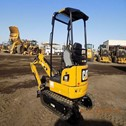 Used Mini Crawler Excavator 301.7DCROR – Caterpillar for Sale