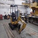 Caterpillar – 301.7DCROR Used Mini Crawler Excavator for Sale