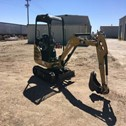 Caterpillar – 2016 - 301.7DCROR Used Mini Crawler Excavator for Sale