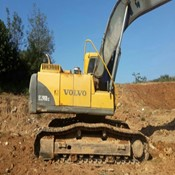 Used 290BLC Crawler Excavator – Volvo for Sale