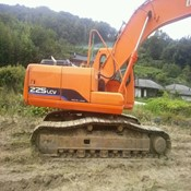 Used Crawler Excavator SL225LC-V – DAEWOO for Sale
