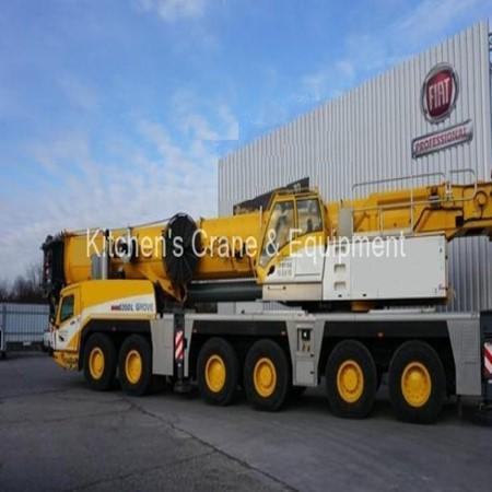 Used Grove GMK6300 All Terrain crane for Sale,Kitchen's