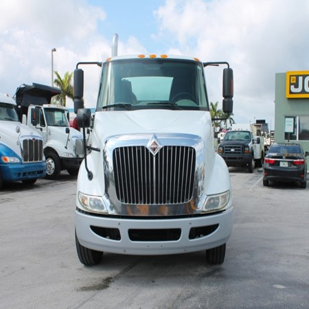 Used INTERNATIONAL 8600 Vacuum Truck for sale