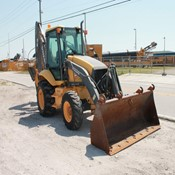 Used VOLVO BL70 Backhoe Loader for Sale