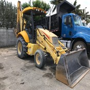 Used LB75B Backhoe Loader – NEW HOLLAND for Sale