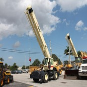 TEREX – 1994 – RT230-E Used Rough Terrain Crane for Sale