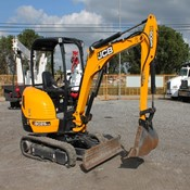 Used 8029 CTS Crawler Mini Excavator – JCB for Sale