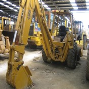 Cat 436B Used Loader Backhoe for Sale