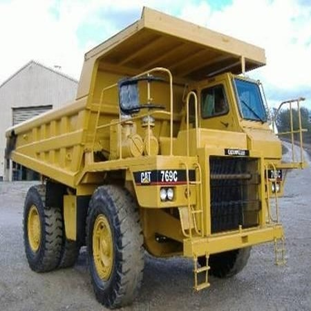 Cat 769C Used Dump Truck for Sale