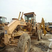 14G Caterpillar Used Grader for Sale