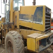 Used wheel loader Komatsu WA300 for Sale