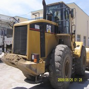 Used Caterpillar 966G Wheel Loader – Year 2002 for Sale