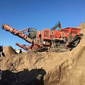 Used Terex Finlay J-1170 Jaw Crusher for Sale