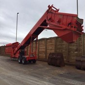 Used Screener 390 Hydrascreen – Terex Finlay for Sale