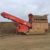 Terex Finlay 595 Hydratrak Used Screener for Sale