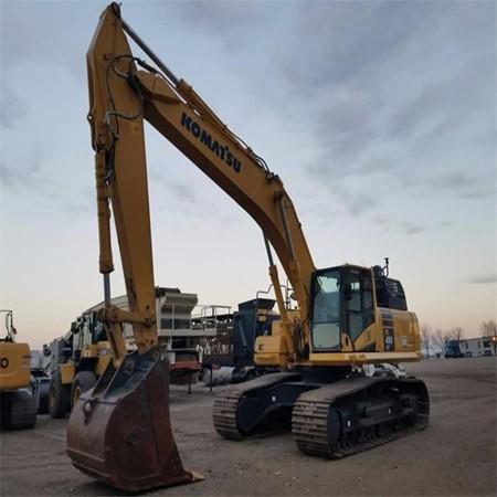 Komatsu – PC490LCI-11 Used Hydraulic Excavator for Sale
