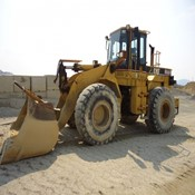 Used Wheel Loader 960F - CATERPILLAR- for Sale