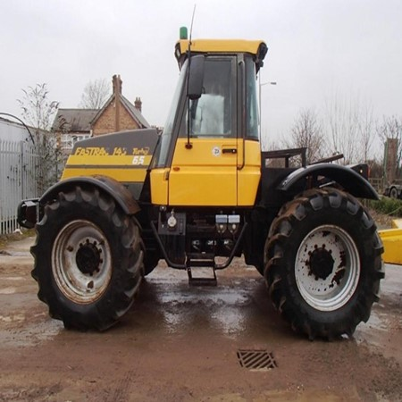 Used JCB Fastrac 145 65 Turbo Tractor For Sale