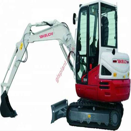 New Compact Excavator TB240 – Takeuchi for Sale,Glyn LLoyd & Sons