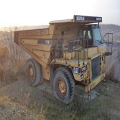 Used Caterpillar 771 D Dumper for Sale