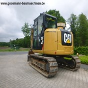 Caterpillar – 2013 – 308 Used Mini Crawler Excavator for Sale