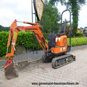 Used Hitachi ZX 10 U-2 Mini Crawler Excavator for Sale