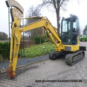 Used Mini Crawler Excavator PC 50 MR– Komatsu for Sale