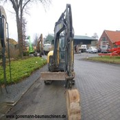 Volvo – ECR 58 Used Mini Crawler Excavator for Sale